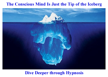 Subconscious Mind Accessed by Hypnotherapy