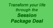 Session Package Deal (Reiki, Hypnosis)