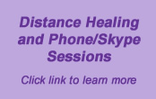 Distance Healing Sessions - Reiki, Hypnosis, Intuitive Life Coaching